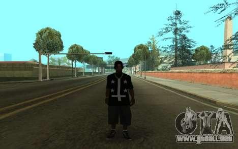Grove Gang Skin para GTA San Andreas