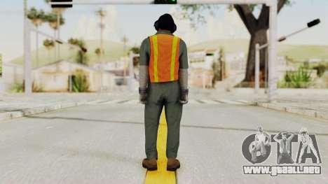 GTA 5 Trevor v1 para GTA San Andreas tercera pantalla