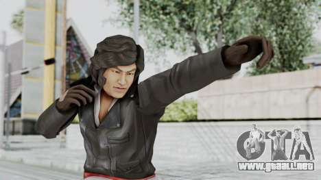 Takeshi Hongo para GTA San Andreas