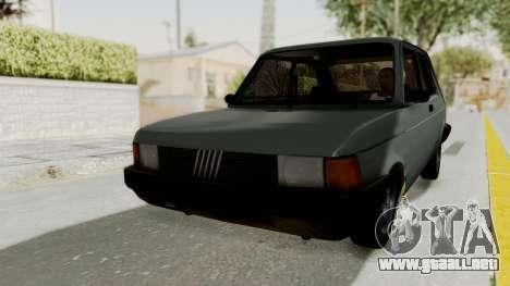 Fiat 147 Vivace para la visión correcta GTA San Andreas