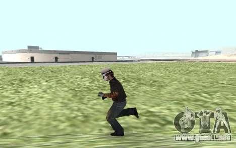 Nuevo guardia de seguridad para GTA San Andreas tercera pantalla