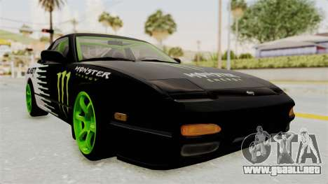 Nissan 240SX Drift Monster Energy Falken para GTA San Andreas
