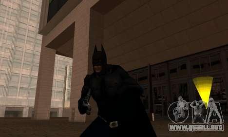 Pneumatic Mangler para GTA San Andreas tercera pantalla