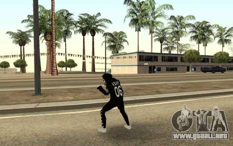 Sin hogar v4 para GTA San Andreas tercera pantalla