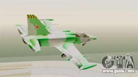 LCA L-39 Albatros para la visión correcta GTA San Andreas