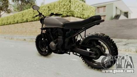 Mad Max Inspiration Bike para GTA San Andreas left