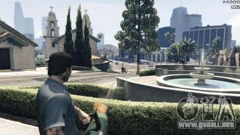 GTA 5 Weapon Variety 0.9 noveno captura de pantalla