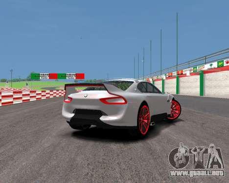 BMW 3.0 CSL Hommage R para GTA 4 left