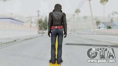 Takeshi Hongo para GTA San Andreas tercera pantalla