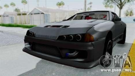 Elegy v2 para la visión correcta GTA San Andreas