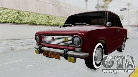 Tofas Murat 124 para la visión correcta GTA San Andreas