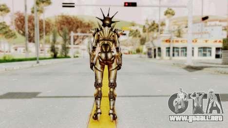 UT2004 The Corrupt - Enigma para GTA San Andreas tercera pantalla