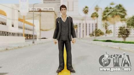 Scarface Tony Montana Suit v2 para GTA San Andreas segunda pantalla