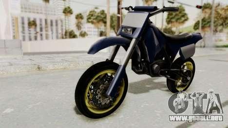 New Sanchez v1 para GTA San Andreas