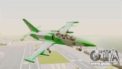 LCA L-39 Albatros para GTA San Andreas