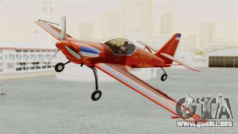 Zlin Z-50 LS v3 para GTA San Andreas