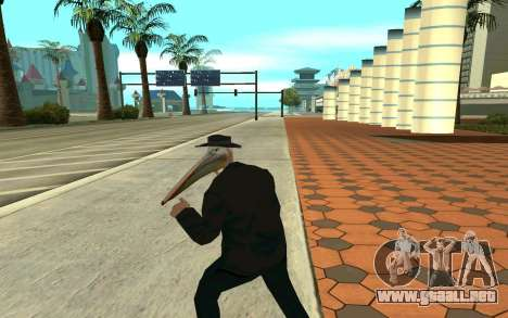 La cigüeña para GTA San Andreas tercera pantalla