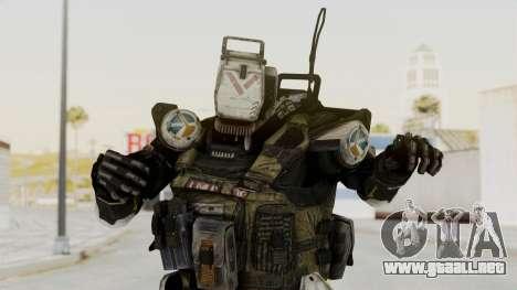 TitanFall Spectre para GTA San Andreas