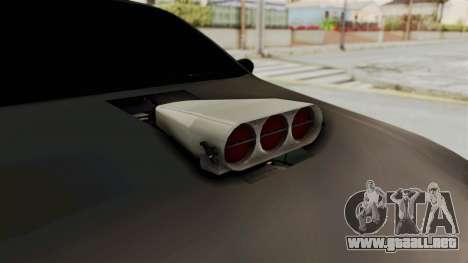 Nissan Maxima Tuning v1.0 para visión interna GTA San Andreas