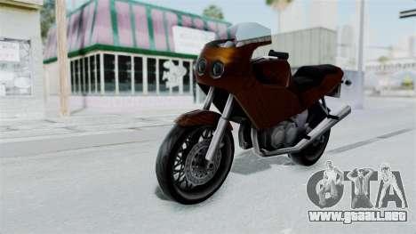 BF-400 Custom para la visión correcta GTA San Andreas