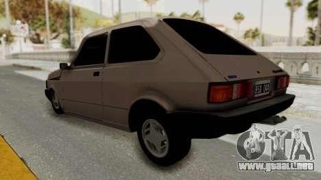 Fiat 147 TR De Picadas para GTA San Andreas left