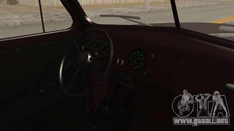 UAZ-300 FIV para visión interna GTA San Andreas