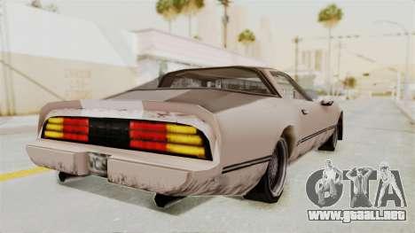 Beta VC Phoenix para la visión correcta GTA San Andreas