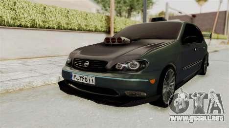 Nissan Maxima Tuning v1.0 para GTA San Andreas