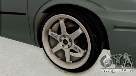 Chevrolet Corsa Wagon Tuning para GTA San Andreas vista hacia atrás