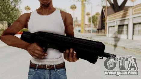 UTAS para GTA San Andreas tercera pantalla