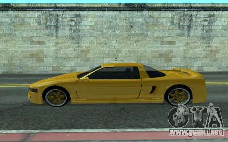 BlueRay's V9 Infernus para GTA San Andreas left