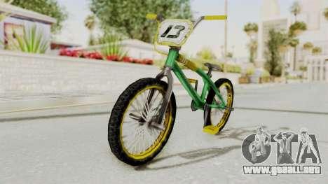 Bully SE - BMX para la visión correcta GTA San Andreas