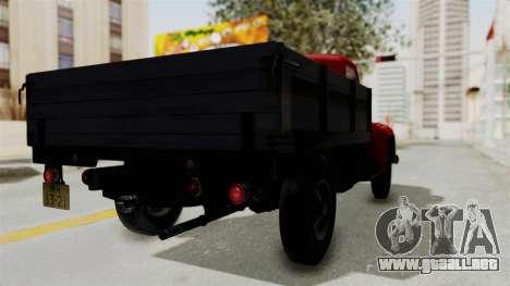 UAZ-300 para la visión correcta GTA San Andreas