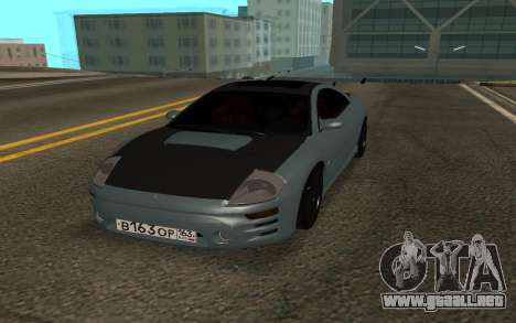 Mitsubishi Eclipse GTS para GTA San Andreas