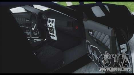 Lada Priora Sedan para las ruedas de GTA San Andreas