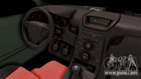 Nissan Maxima Tuning v1.0 para vista lateral GTA San Andreas