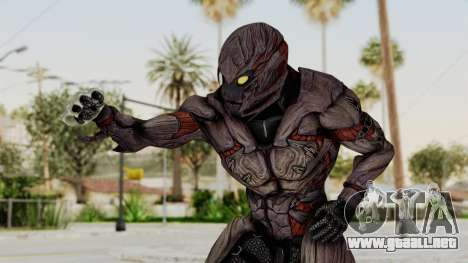 Mass Effect 3 Collector Male Armor para GTA San Andreas
