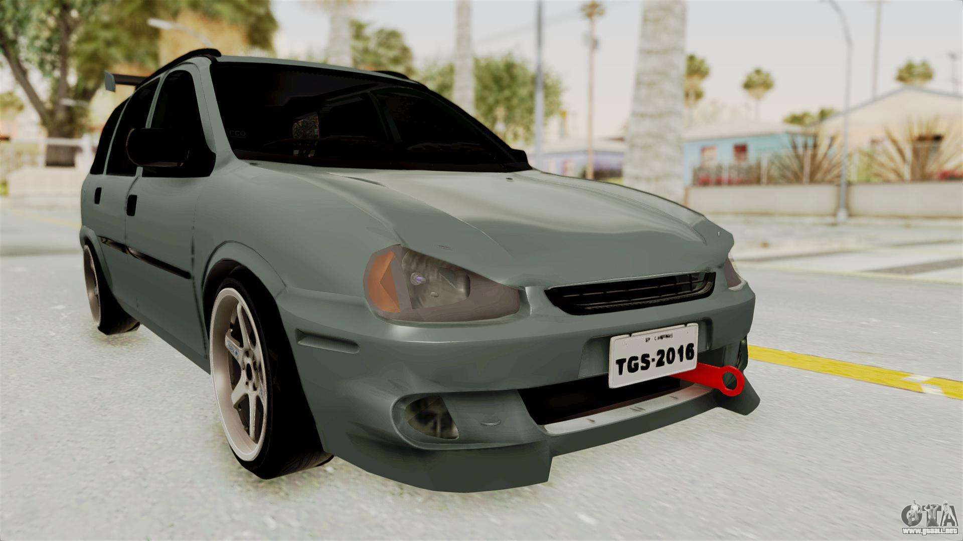 chevrolet corsa wagon tuning para gta san andreas. Black Bedroom Furniture Sets. Home Design Ideas