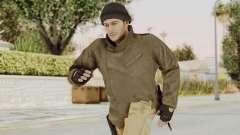MGSV Phantom Pain CFA Sniper para GTA San Andreas