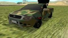 Toyota Hilux 2013 para GTA San Andreas