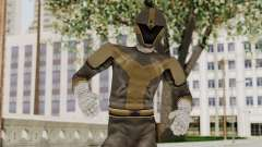 Power Rangers Lightspeed Rescue - Titanium para GTA San Andreas