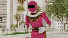 Power Ranger Zeo - Pink para GTA San Andreas