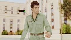 Scarface Tony Montana Army Costume para GTA San Andreas
