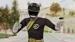 Power Rangers Wild Force - Black