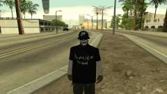 Ballas Gang Member