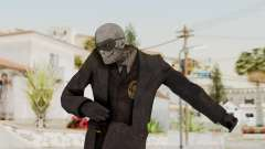 MGSV Phantom Pain SKULLFACE No Hat para GTA San Andreas