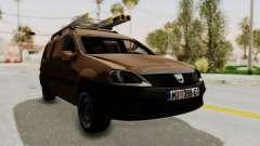Dacia Logan MCV Van