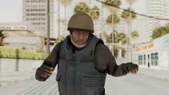 MGSV Phantom Pain RC Soldier Vest v2 para GTA San Andreas