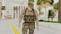 MGSV Phantom Pain Rogue Coyote Soldier Shirt v1 para GTA San Andreas