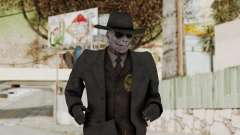 MGSV Phantom Pain SKULLFACE No Mask para GTA San Andreas